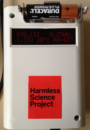Measuring Battery Capacity with an Arduino - Denis Hennessy